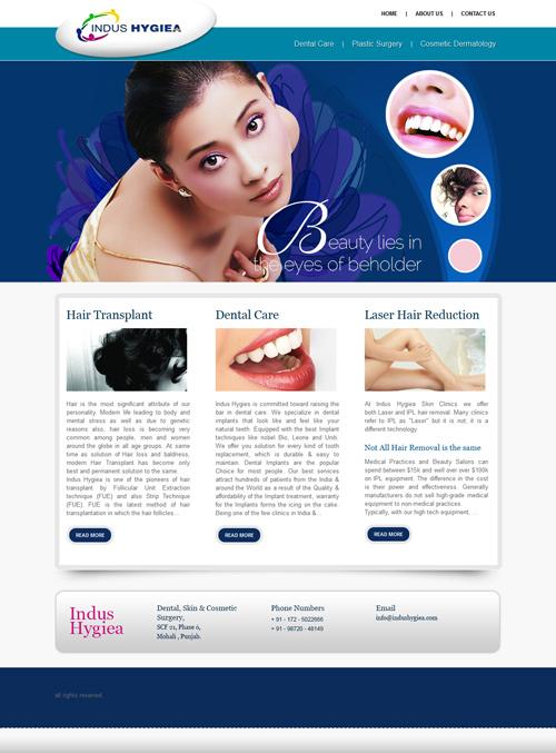 Hair Transplant- Laser Hair Reduction- dental care-