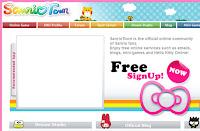 Situs Resmi Penggemar Hello Kitty Diretas