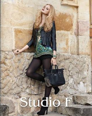 catalogo studio f Otoño Invierno 2013