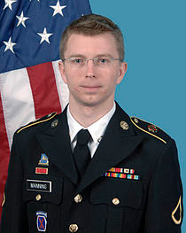 Support Bradley Manning!