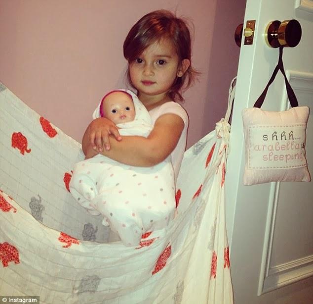 Ivanka trump flaunts newborn son named joseph frederick kushner