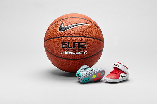 LeBron James zapatillas nike niño grande