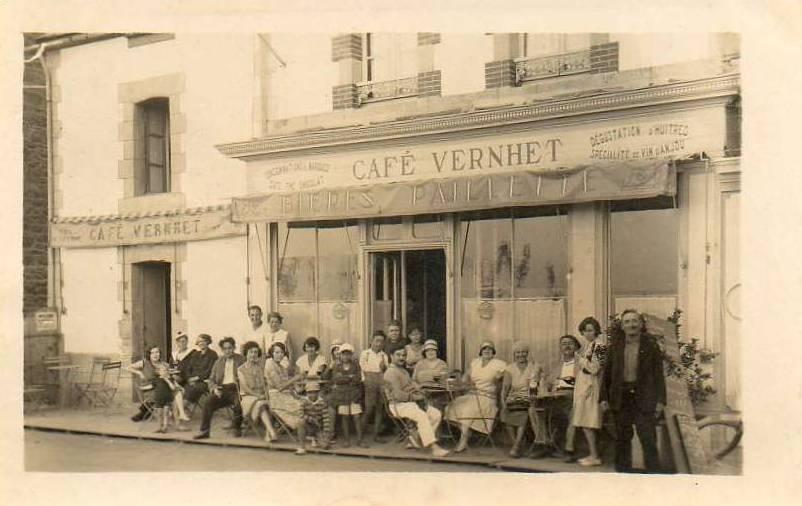 Cafe Du Commerce Saint Quay Portrieux