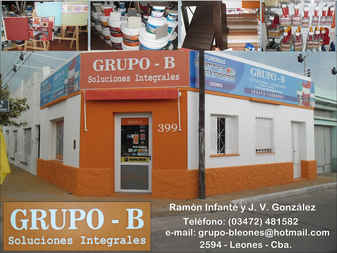 ESPACIO PUBLICITARIO: GRUPO - B Soluciones Integrales