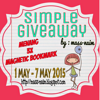 SIMPLE GIVEAWAY BY MASS-NAIM