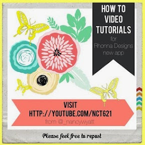 Learn how to use Rhonna Designs App