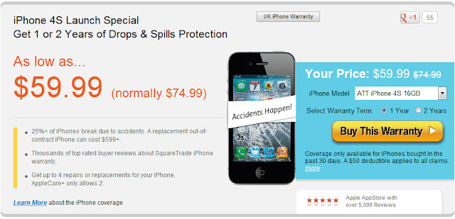 jailbroken iPhones warranty