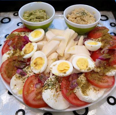Gluten Free Lunch platter