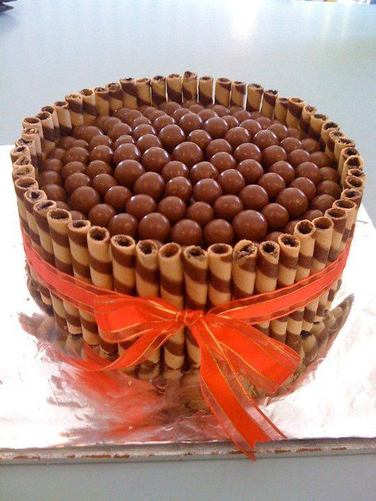 Nuts N More Birthday Cake Recipe