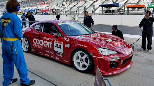 Toyobaru, nowe samochody do wyścigów, JDM, japońska motoryzacja