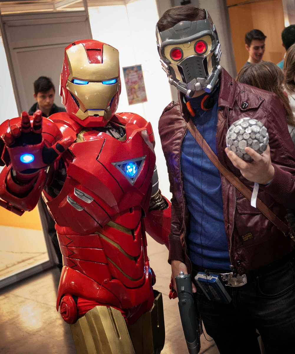 XIII Salón del Comic Zaragoza 2014