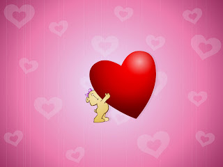 My Love For You Love Wallpaper