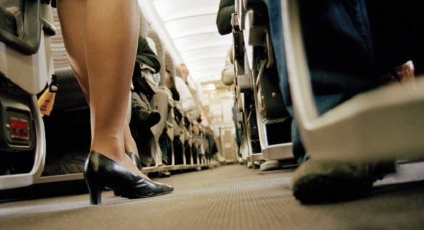 Pramugari peroleh lebih RM3 juta jual tubuh dalam tandas kapal terbang