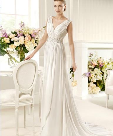 una novia diferente: vestidos la sposa 2013: colección fashion