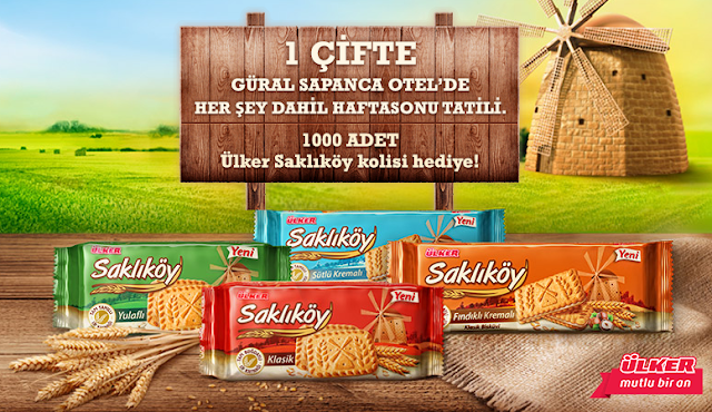 Ülker Saklıköy'den Muhteşem Ödüller
