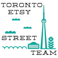 Toronto Etsy Street Team