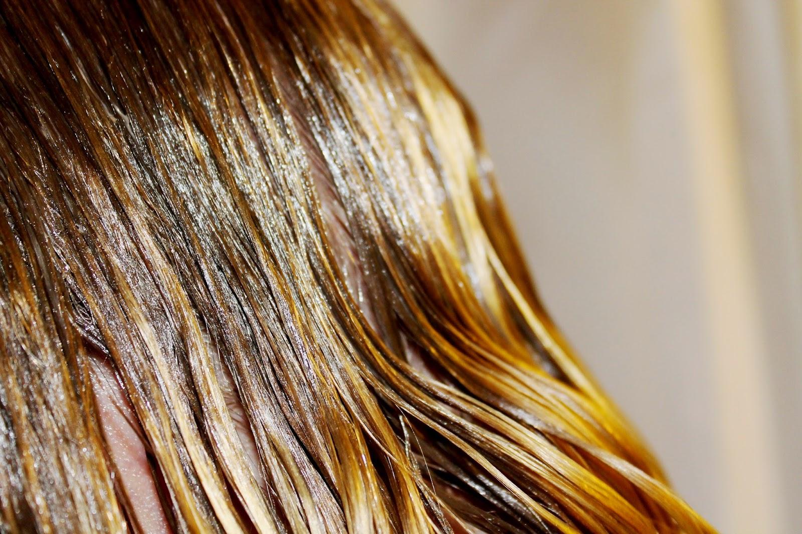 Coloring my hair, scary color | Alinan kotona blog