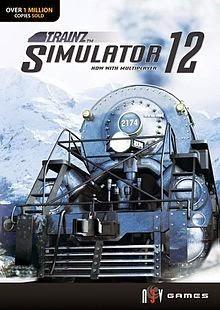 Trainz Simulator 12 Cover Art