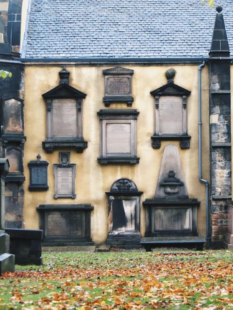Greyfriars Kirkyard, Arthur's Seat, Edinburgh, Scotland, Cemetery, Graveyard, spooky, ghost tour