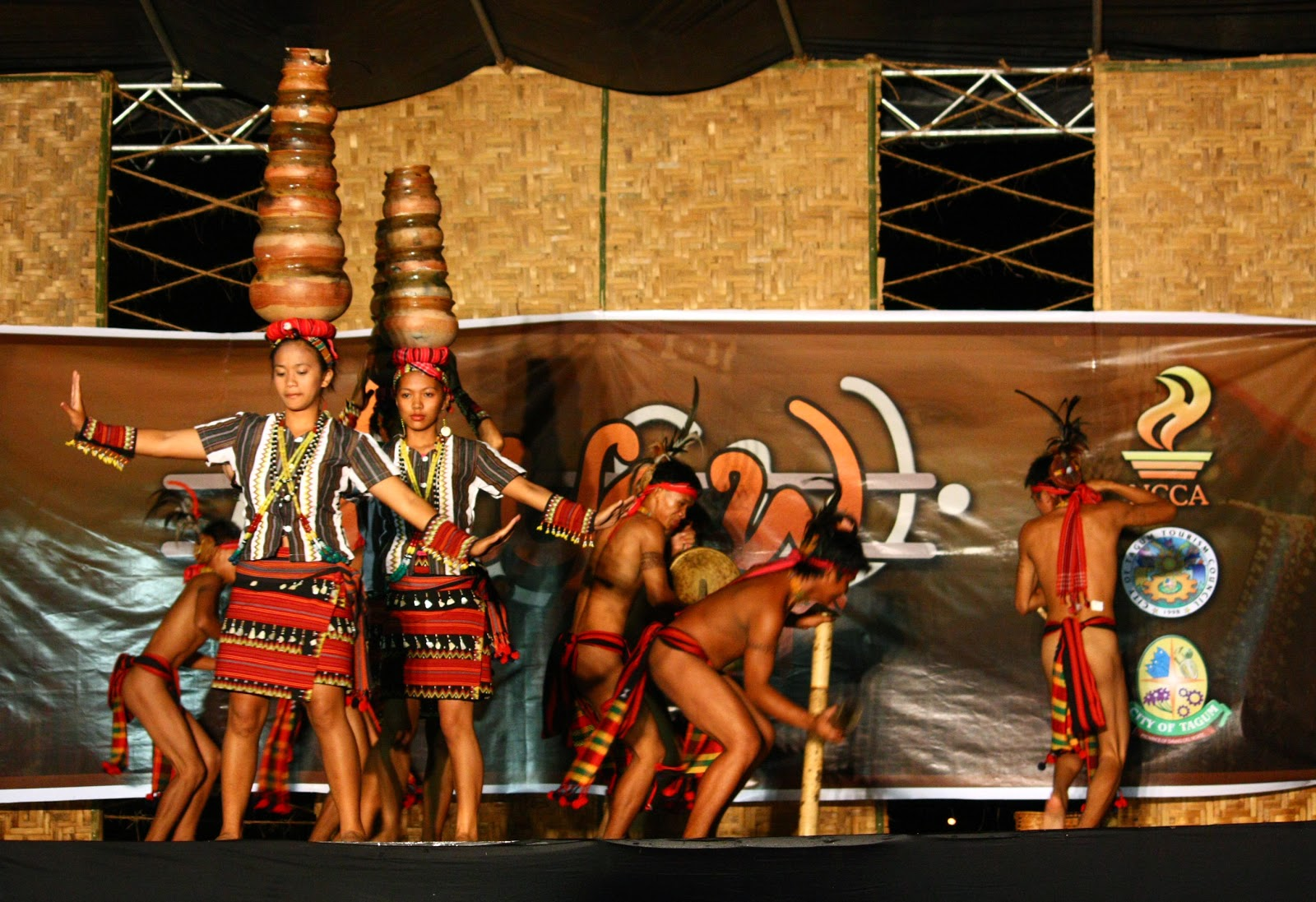 Watchthe songs and dances of the different indigenous groups of the