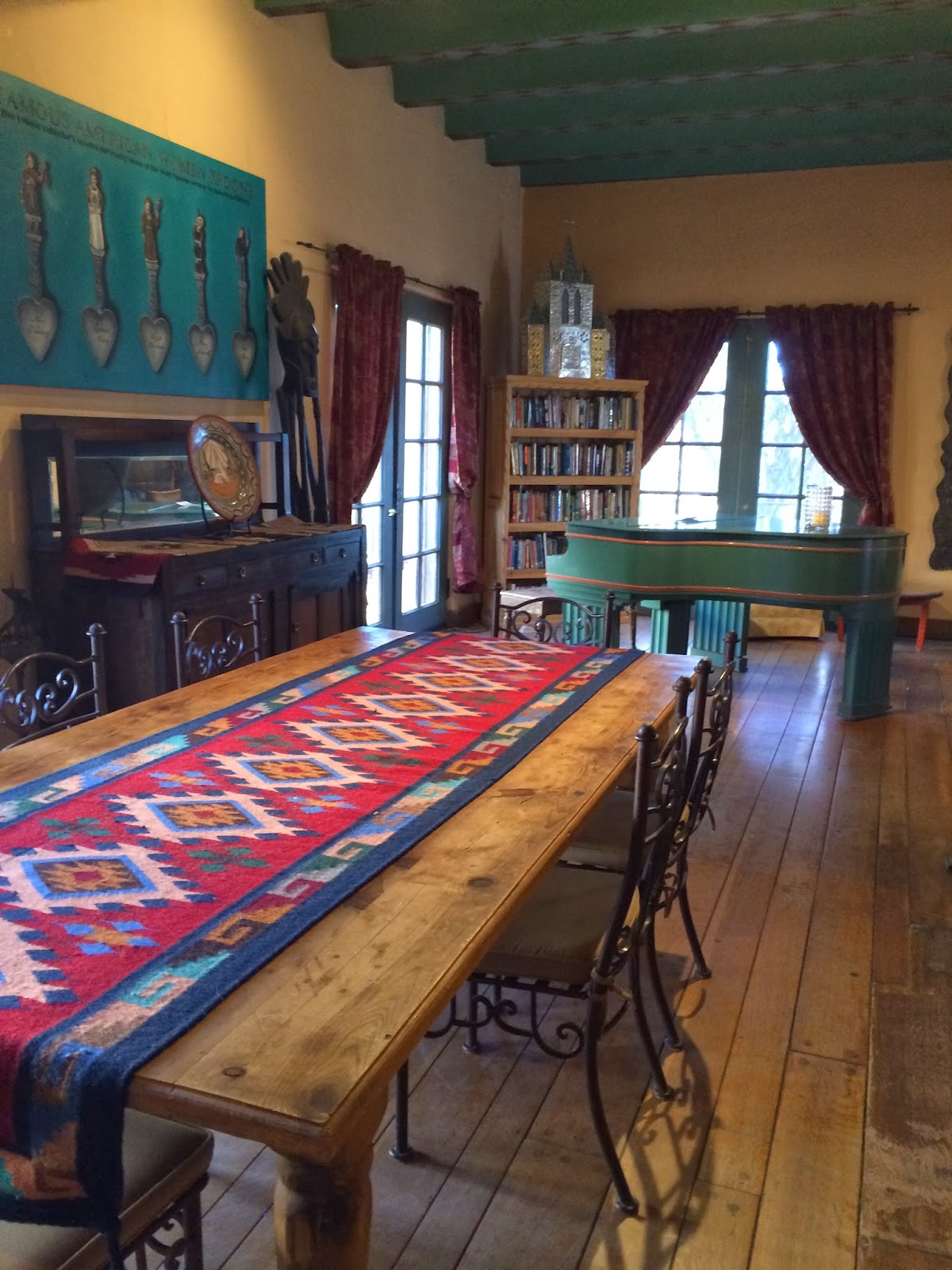 The Warp And The Weft The French General Rug Tour