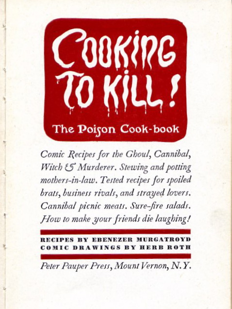 Dying for Chocolate: Cooking to Kill!: Chocolate Noose