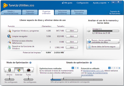 Tuneup Utilities 2011 En Espanol