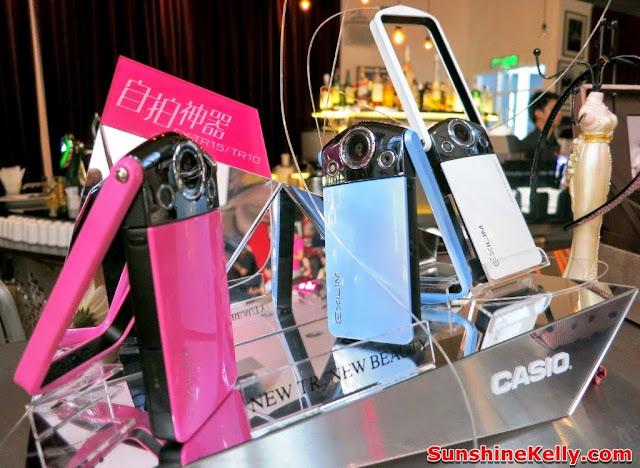 new CASIO EX-TR10
