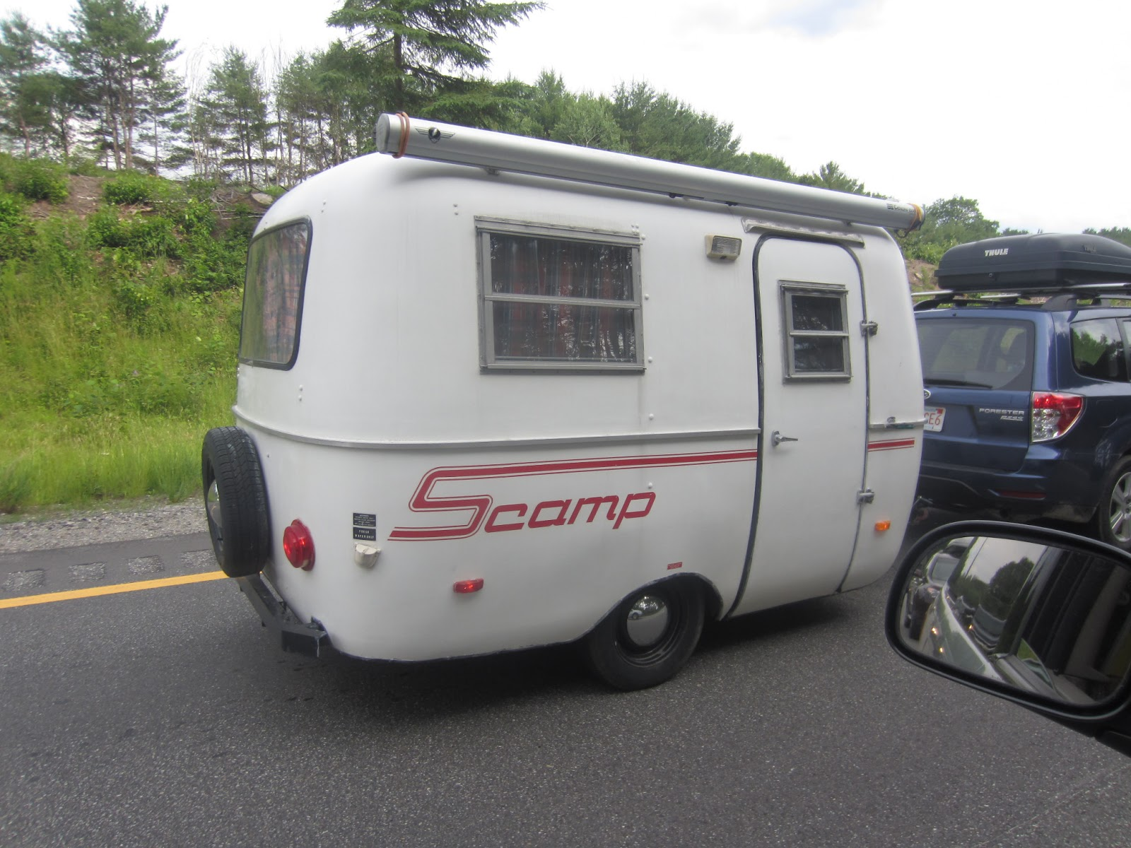 Scamp Travel Trailer For Sale In Los Angeles Ca Los