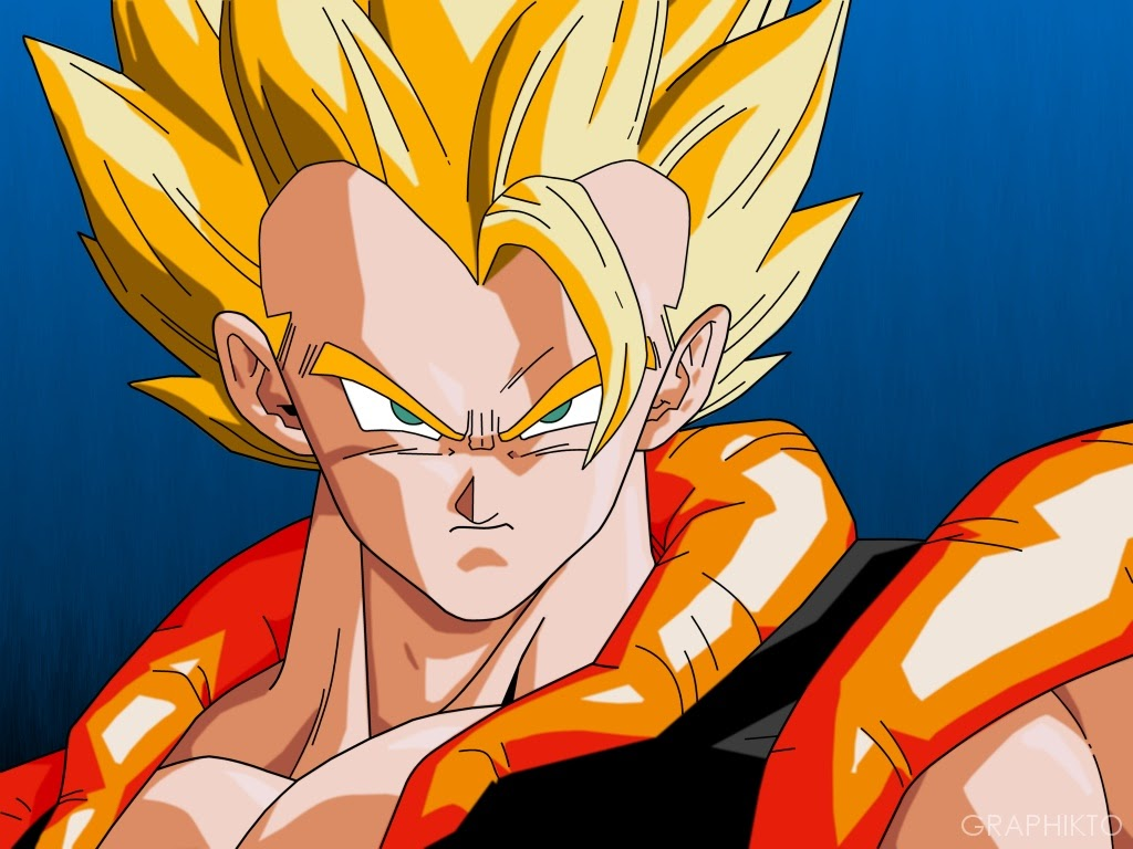 Dragon ball z son goku and vegeta - Dragon ball z goku son ...