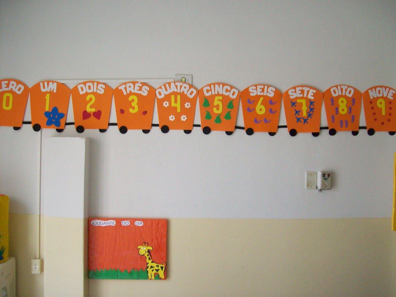 Decoracao De Sala Da Educacao Infantil