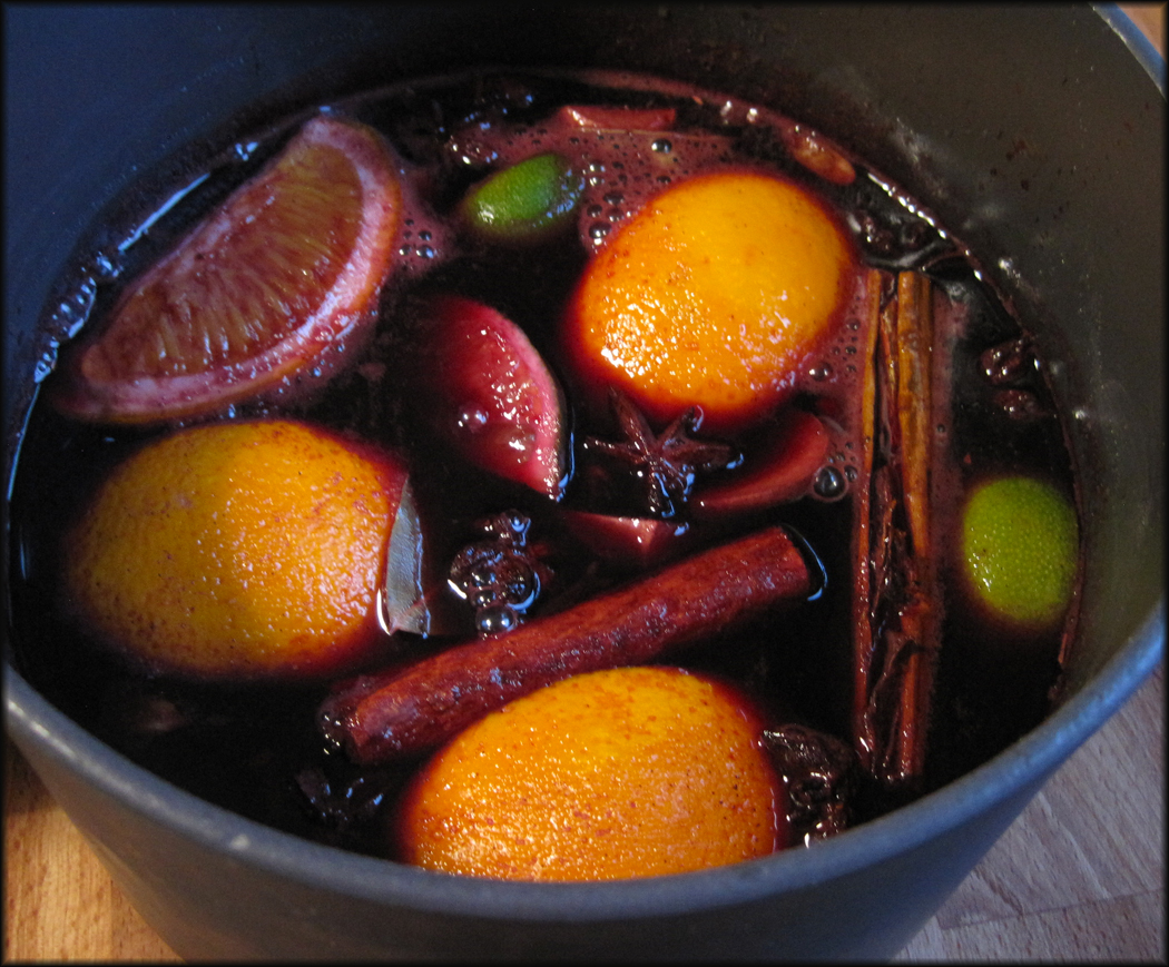 Glug of Oil : Mulled Wine - How to Make the Best Recipe Ever
