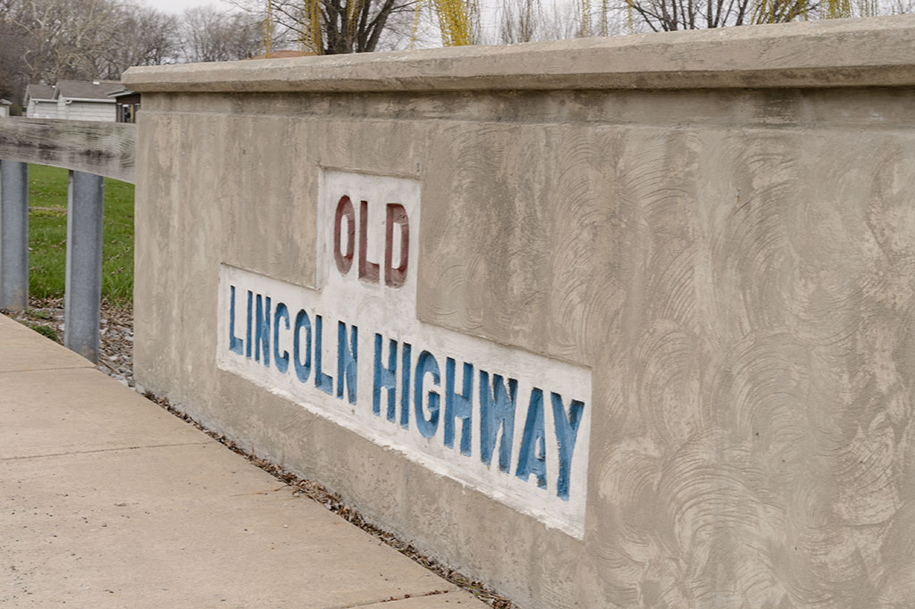 Schererville Old Lincoln Highway Bridge