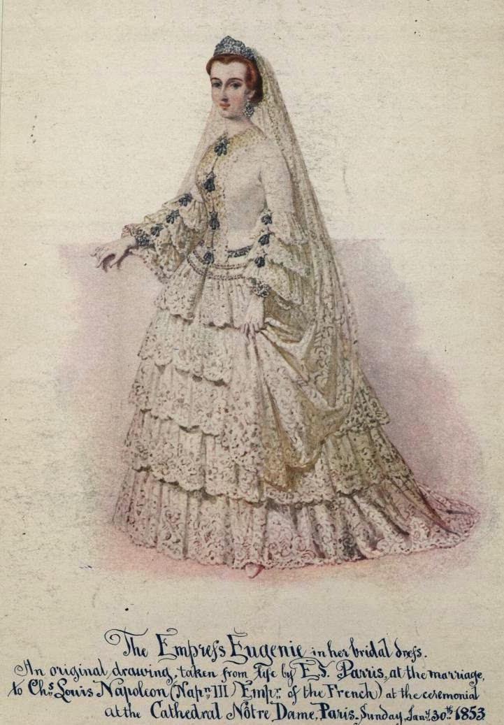 Top Il mondo di Sissi: L'abito da sposa di Sissi UM13