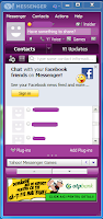 Yahoo Messenger 11.5 - screenshot