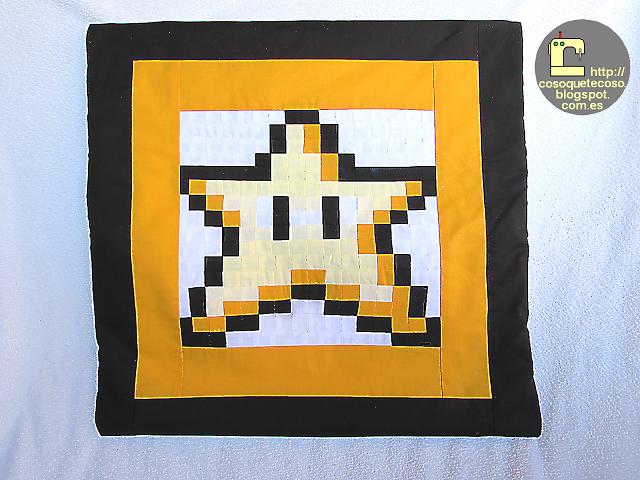 CosoQueTeCoso: Mario Bros pixelado