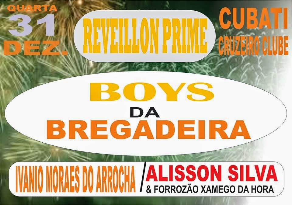 Reveillon Prime em Cubati-PB