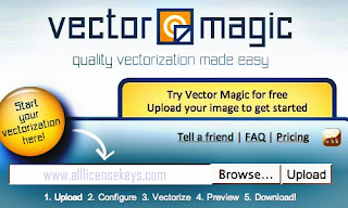 Vector Magic 1.15 Product Key With Crack Free Download