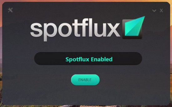 SpotFlux free and easly download