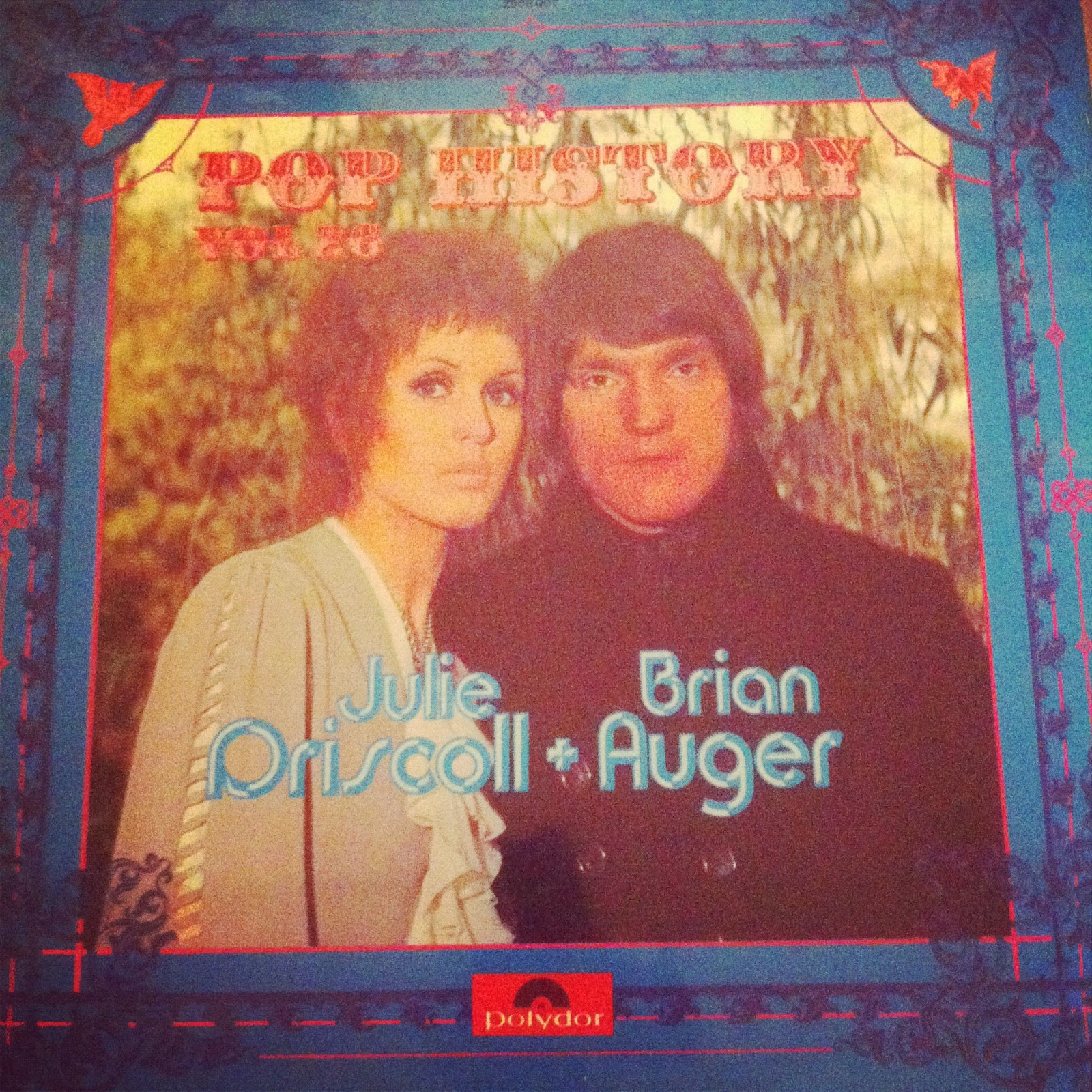 Julie Driscoll Brian Auger The Trinity Streetnoise Vol I