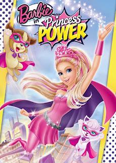 Barbie Súper Princesa (2015) Online