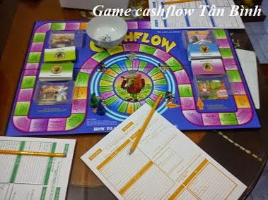 Game cashflow Tân Bình