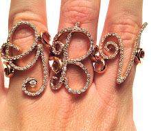 Bisous Bee Rings