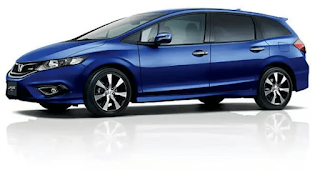 Honda Motor Co pada Kamis menginformasikan selekasnya mengawali pemasaran JADE RS di Jepang dengan mesin baru 1, 5 ltr direct injection VTEC TURBO.