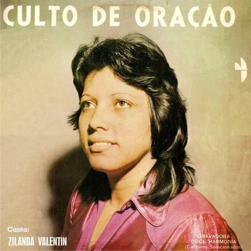 Zilanda Valentim - Culto de Ora��o 1975