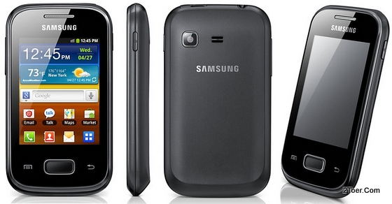 Samsung Galaxy Pocket GT S5300