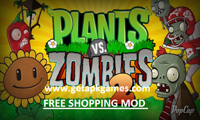 Plants vs Zombies 2 v1.4.244592 English Apk (Mod Unlimited)