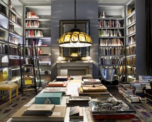 Decoraci n de interiores ideas de dise o de bibliotecas - Ideas de diseno de interiores ...