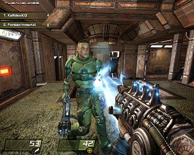 Quake 4 PC Downloads GameWatcher