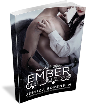 Book Cover: Ember X by Jessica Sorensen
